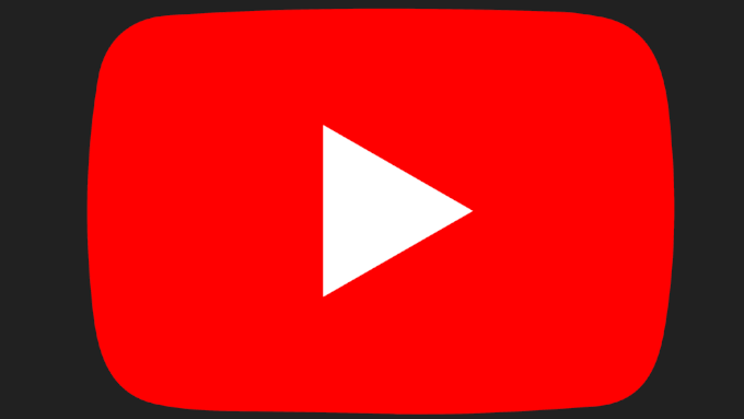 The YouTube logo.